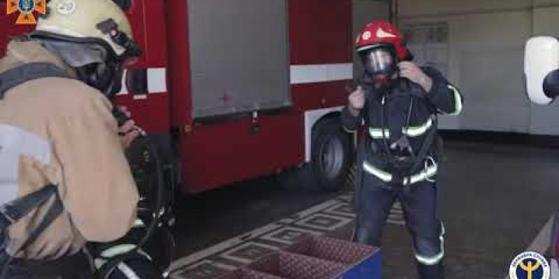 """Вбудована мініатюра для Професія: """"Пожежний-рятувальник"""""""