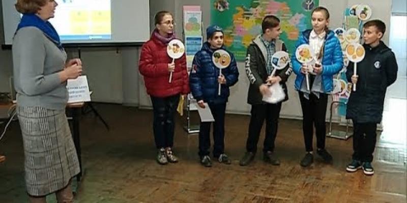 Вбудована мініатюра для Більше тисячі учнів стали учасниками Міжнародного фестивалю «ZIRKA» у Дніпрі