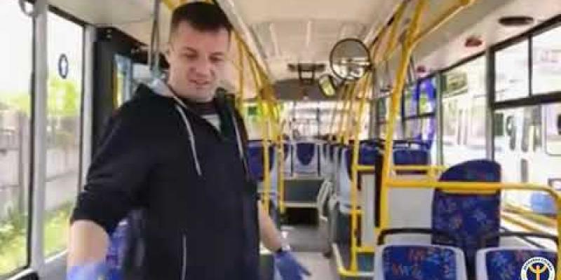 """Вбудована мініатюра для Професія: """"Водій тролейбуса"""""""